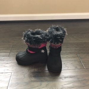 Other - ❄️toddler snow boots ⛄️